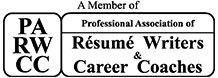 Professional Association of Resume Writers and Career Coaches Logo