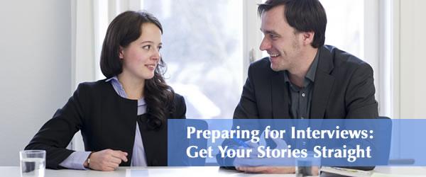 structured interview preparation