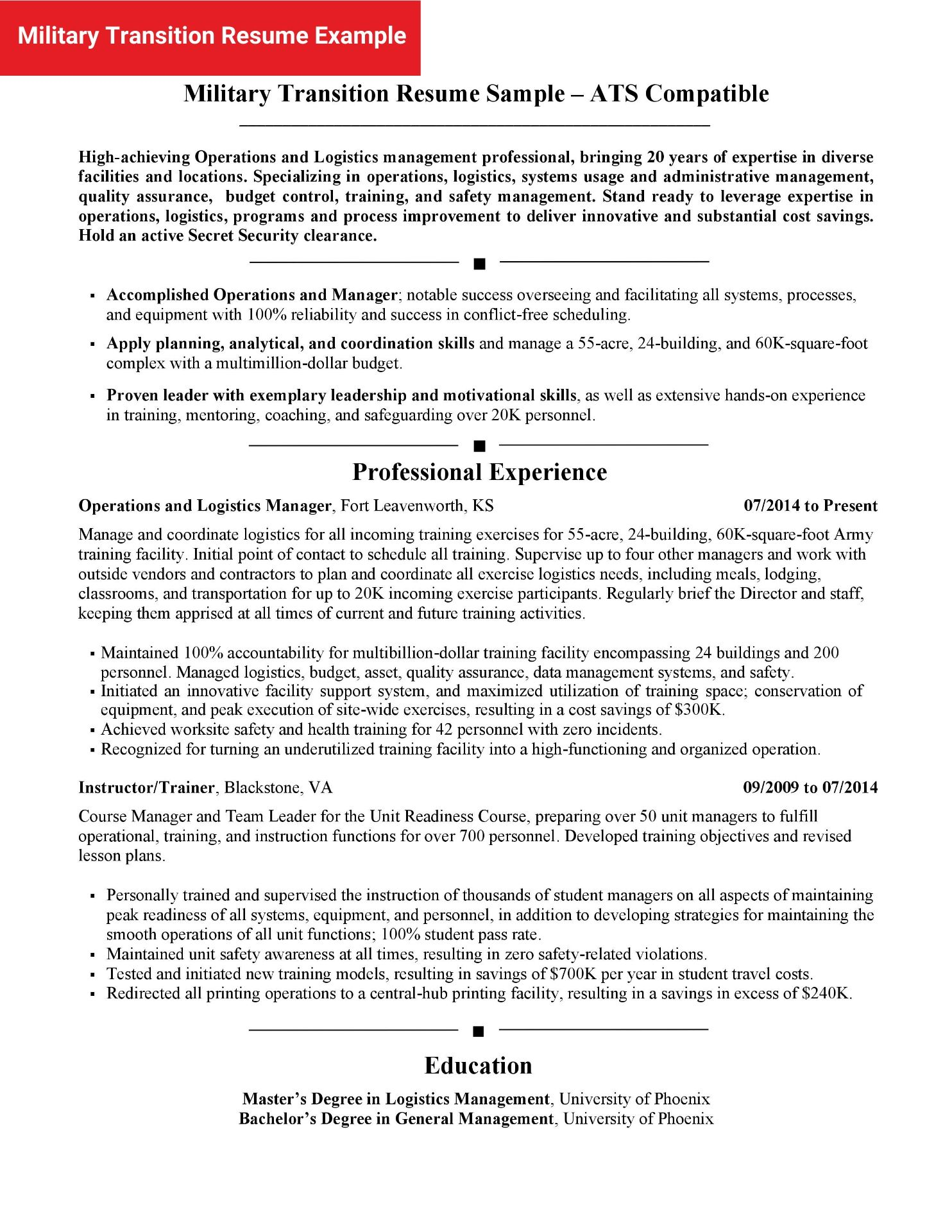 7 free federal resume samples  u0026 more writing tips
