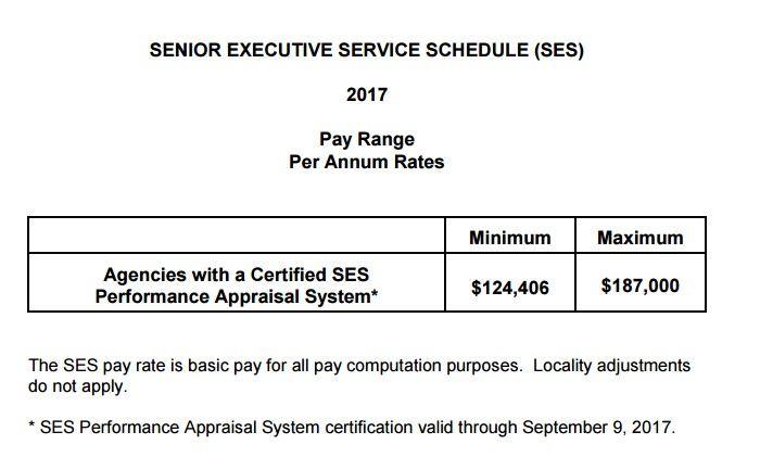 Senior Executive Service Resumes | SES Applications