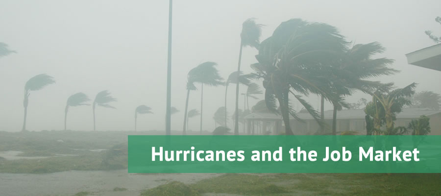 Hurricanes and Recovery Jobs