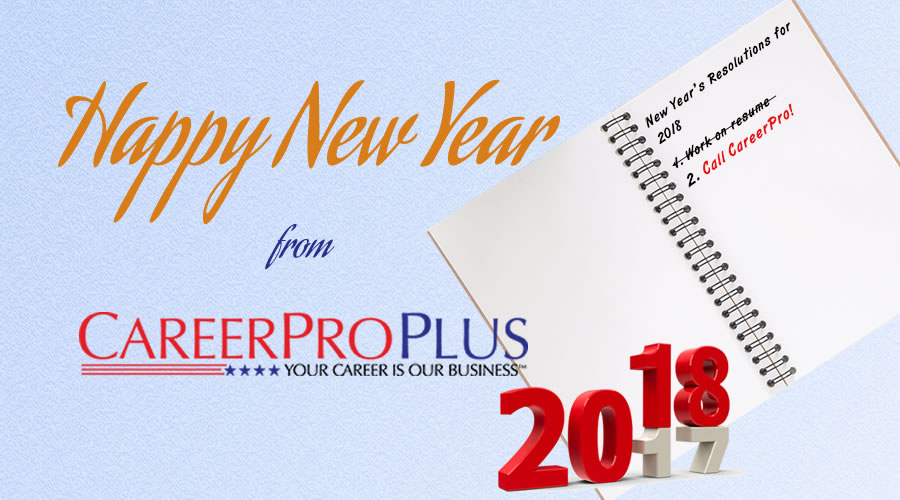 career new year u0026 39 s resolutions