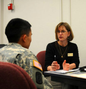 Military Transition Interview