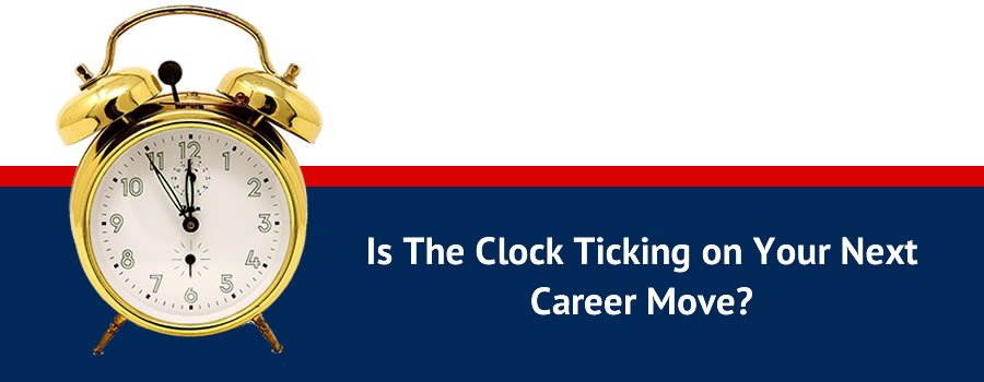Job Search Clock