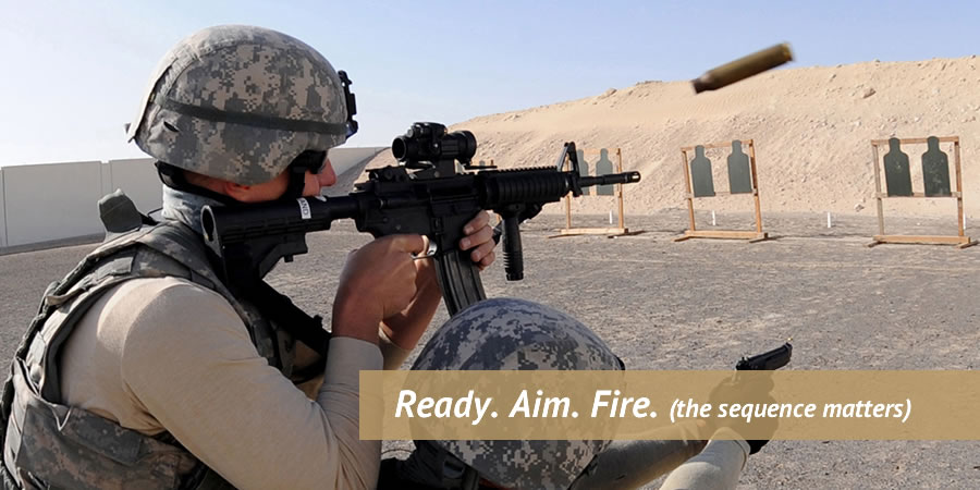 a veterans resume stands out